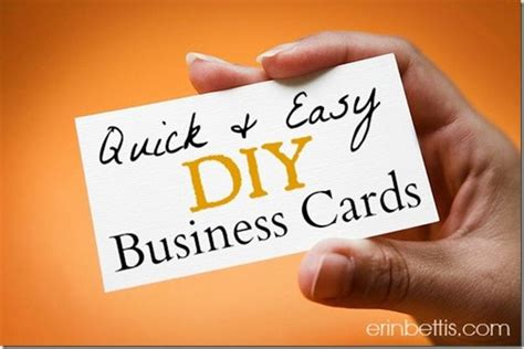 how to make your own business cards for free diy business cards www imgkid the image kid has it