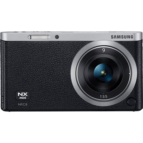 Kamera Digital Samsung Nx Mini samsung nx mini mirrorless digital ev nxf1zzb1ius b h