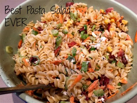 best pasta salad the best pasta salad recipe mum s lounge