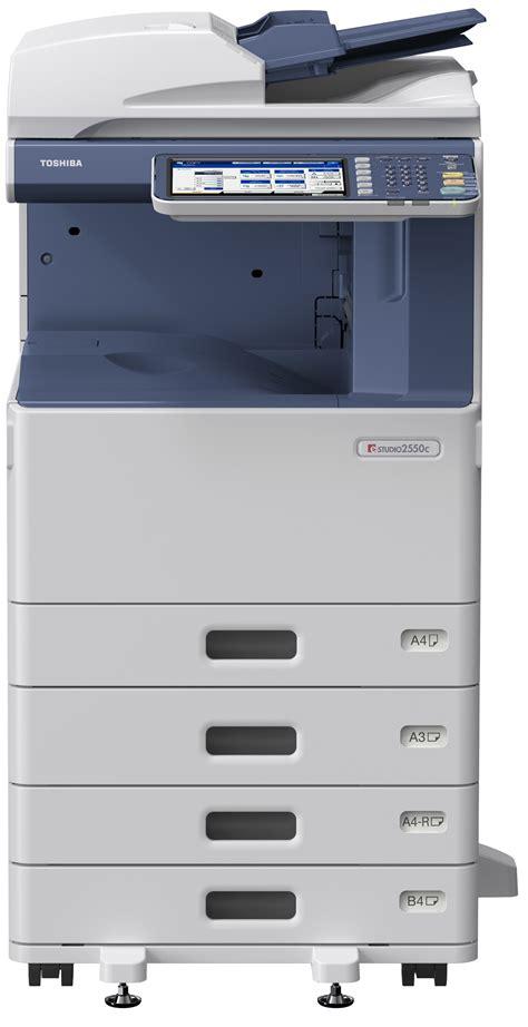 color copiers toshiba e studio 2550c multifunction color copier copyfaxes