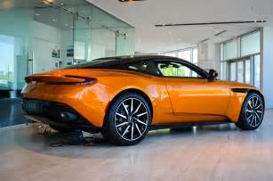 Aston Martin In Aston Martin Db11 Touches In Calgary Gtspirit