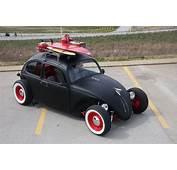 1966 Volkswagen Beetle Hot Rod / Rat For Sale  Chattanooga