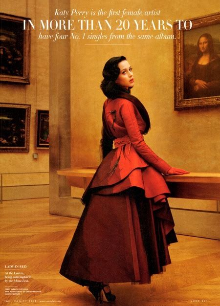 Ma Vanité by Vanity Fair Magazine Katy Perry In Quot Katy Perry S Grand