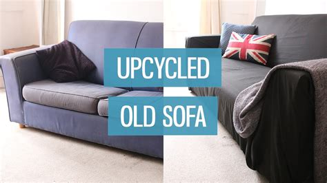 what to do with old sofa old sofa makeover upcycling diy charlimarietv youtube