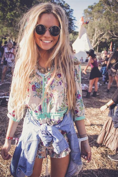 summer festival chics boho hippie style 2018