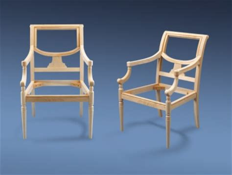 Chair Frames by Hospitality Furniture George Guenzler Sons Inc