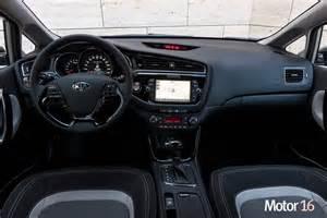 Interior Kia Kia Cee D 2016 Fotos Interior 5 Puertas Motor 16