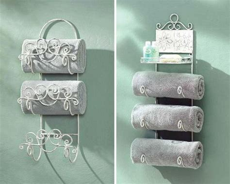 decorative towel racks for bathrooms 23 towel storage ideas for bathroom furnish burnish