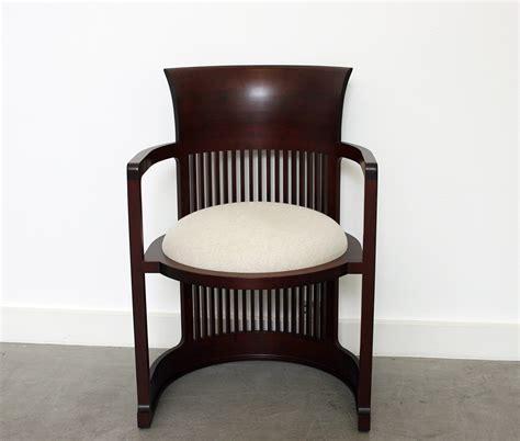 frank lloyd wright barrel chair frank lloyd wright barrel chair cassina 20th century