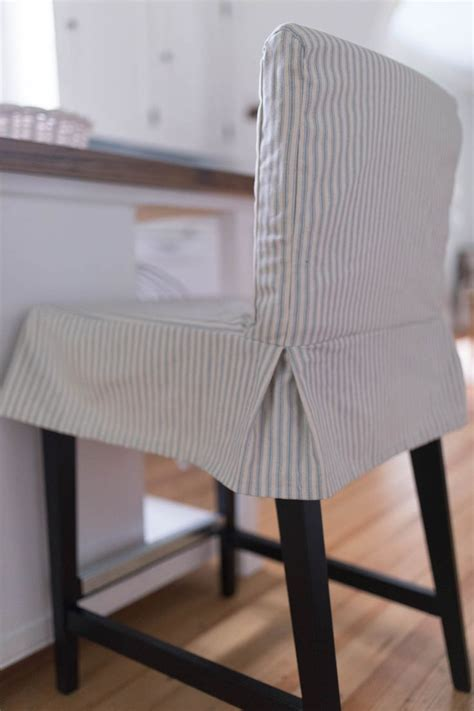 Parson Bar Stool Covers by Best 25 Parsons Chair Slipcovers Ideas On