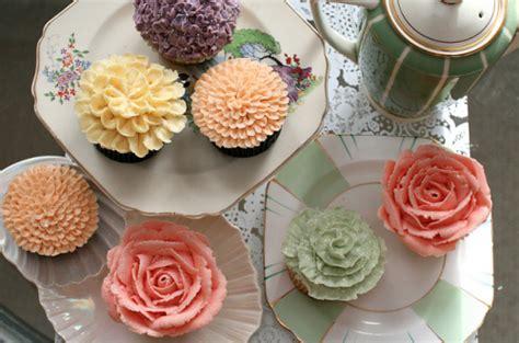 flower design cupcakes flower cupcakes on tumblr