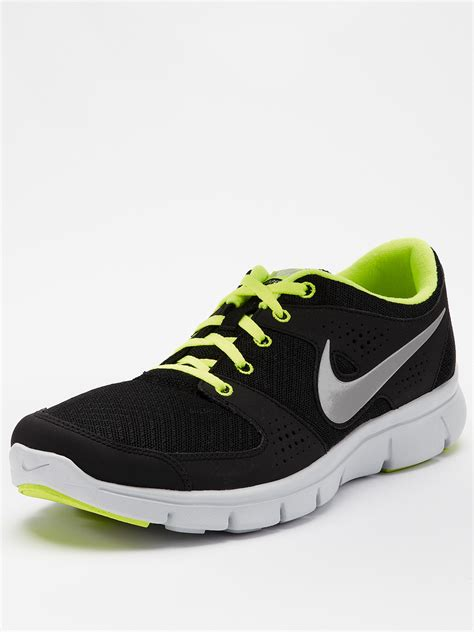 nike lime green sneakers nike nike flex experience run mens running shoes in green