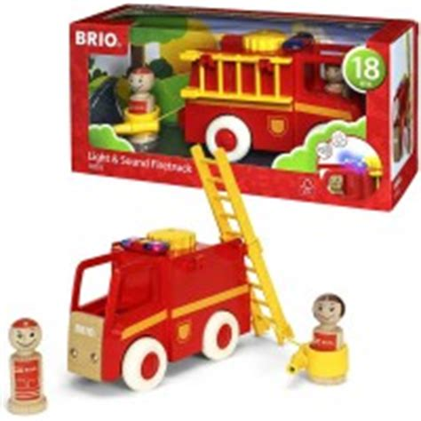 brio light and sound fire engine best educational toys for 2 year old kids educational