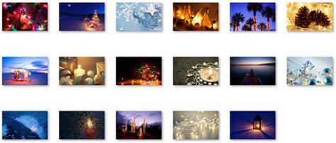 microsoft holiday themes wallpapersku christmas theme packs for windows 7
