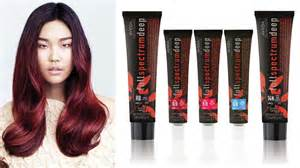 hair color spectrum colorful science discover the aveda spectrum