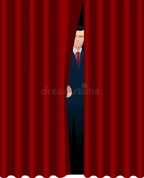 valient thorr man behind the curtain hombre detr 225 s de la cortina stock de ilustraci 243 n imagen