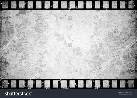 aged wallpaper with film strip border stock illustration old paper film strip background stock photo 100606699
