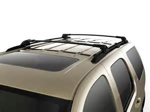 tahoe roof rack chevy tahoe roof racks cargo carriers