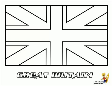 coloring page union jack flag original american flag coloring page many interesting cliparts