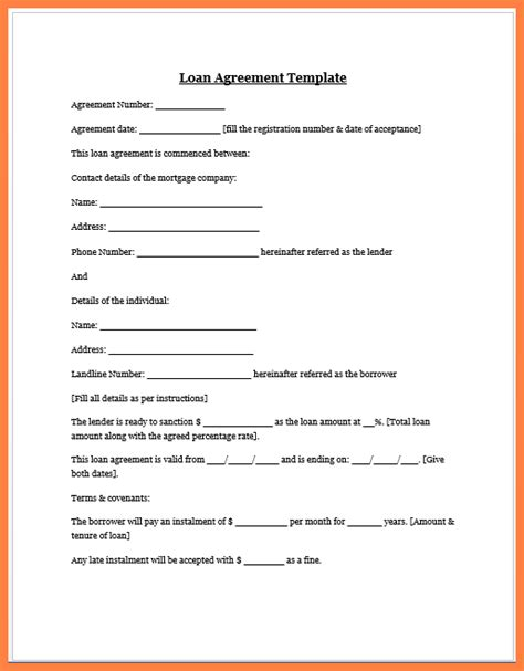 8 Loan Agreement Template Between Family Members Purchase Agreement Group Template Loan Agreement Between Family Members