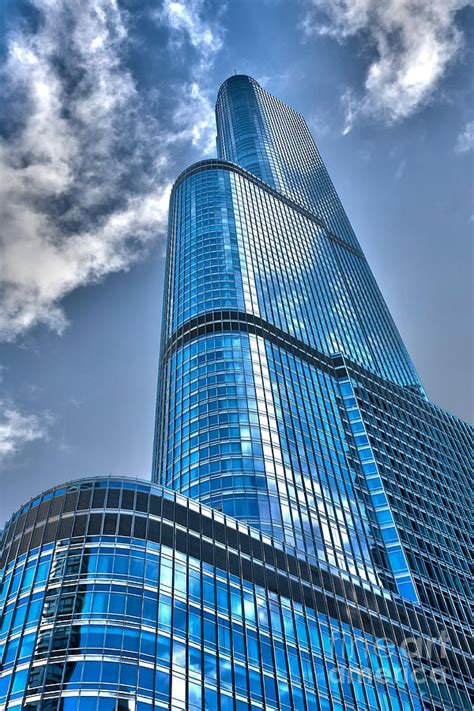 trump tower trump tower 92 story condo hotel structure designed by