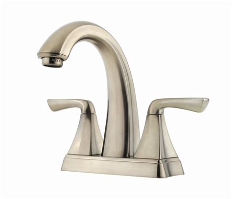 Bath Faucets by Price Pfister Debuts Selia Bath Faucet