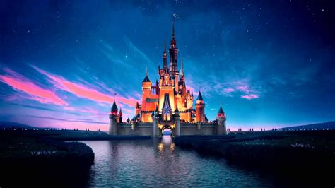 Walt Disney Studios Blu Ray Template 2012 1080p Hd Youtube Disney Powerpoint Template Free