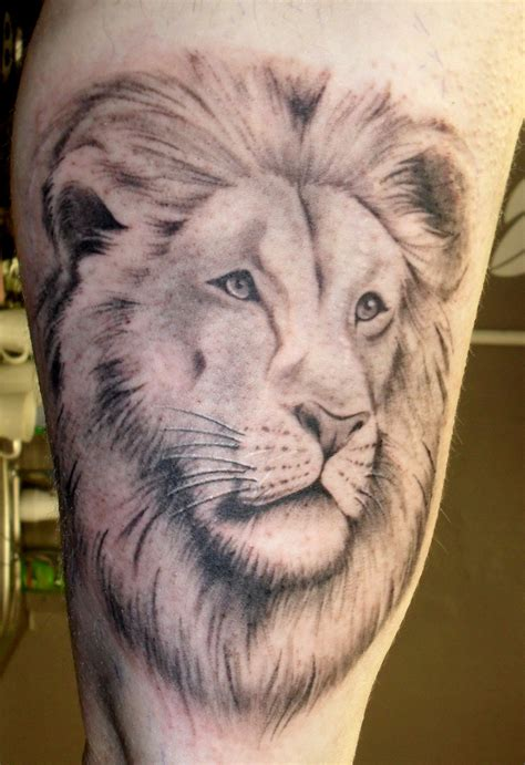 realistic lion tattoo designs tattoos designs ideas and meaning tattoos for you