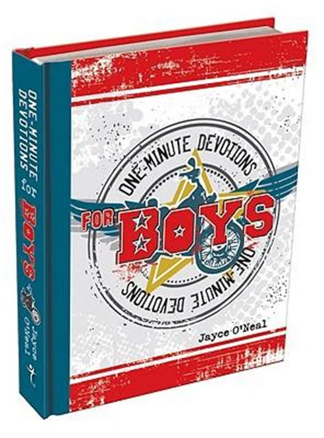 3 minute devotions for boys 1630586781 one minute devotions for boys jayce o neal 9781770365117