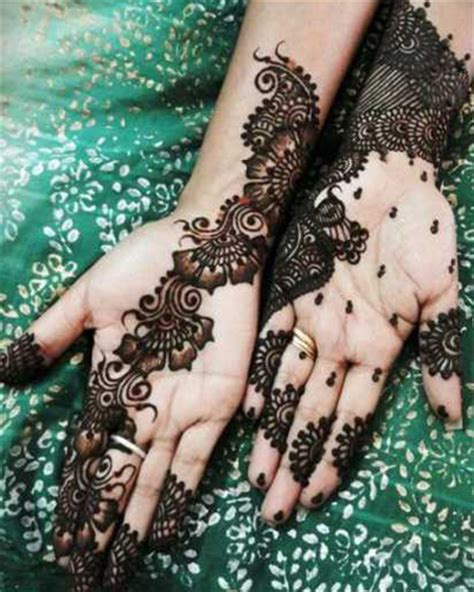 henna nice design beautiful eid collection for girls best mehndi designs