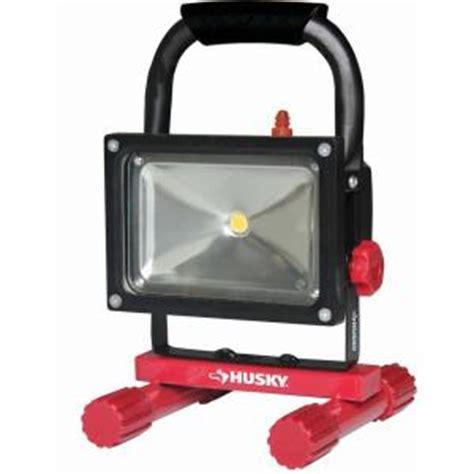 Home Depot Led Work Lights by Husky 5 Ft 800 Lumen Portable Led Work Light Avi Depot