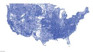 map of us rivers