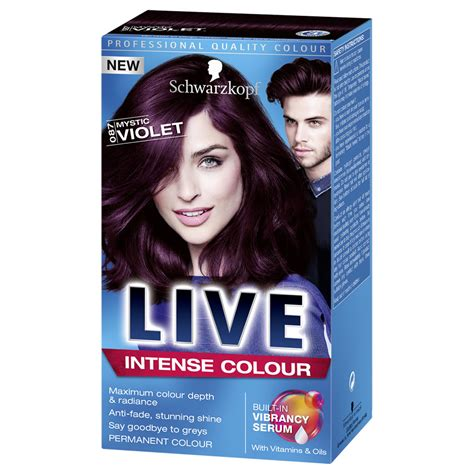mystic violet xxl images frompo 1 schwarzkopf live intense colour mystic violet 087 at wilko com