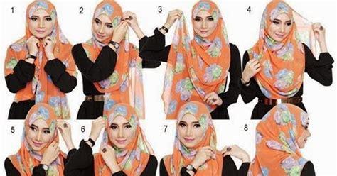 Cara Pemakaian Fiforlif cara pakai shawl cara pakai shawl