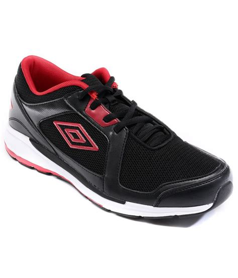 umbro sneakers buy umbro black boryal running shoes for