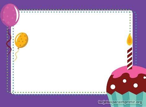 imagenes de cumpleaños para adultos tarjetas de cumplea 241 os con dibujos para imprimir 2