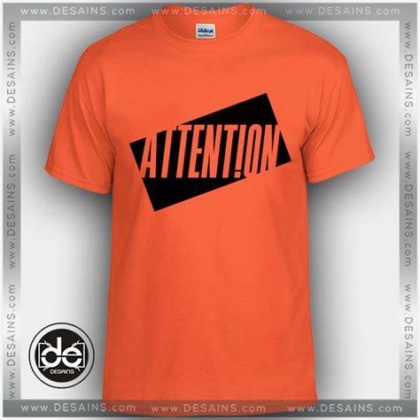 charlie puth merchandise buy tshirt charlie puth attention tshirt womens tshirt