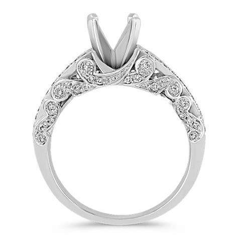 halo engagement ring wedding bands indianapolis