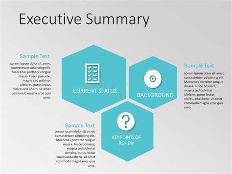Executive Summary Powerpoint Template 2 Slideuplift Executive Powerpoint Templates
