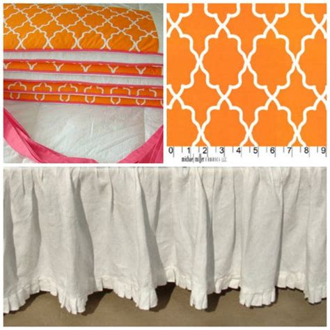 Pinterest Discover And Save Creative Ideas Orange And Pink Crib Bedding