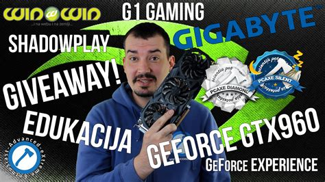 Nvidia Giveaway - nvidia gigabyte gtx960 giveaway edukacija winwin blog