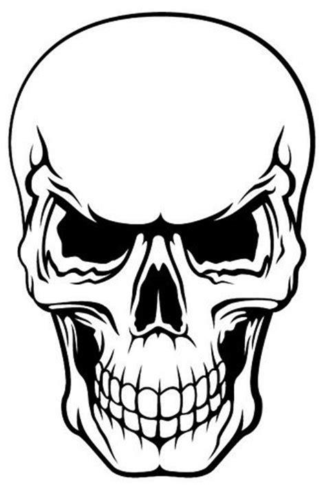 Autoaufkleber Sticker Totenkopf Skull | Aufkleber Kontur