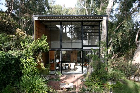 take it to the house the eames house