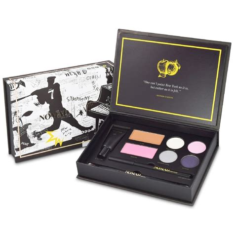 Palettes For Peta by Nomad X New York All In One Makeup Palette With Eye Primer
