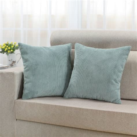 comfortable couch pillows calitime cushion cover throw pillow case shell