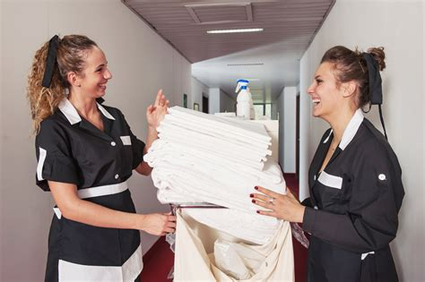 dubai housekeepers reveals some of the most tasks