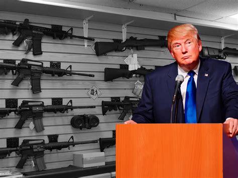 donald trump on guns is donald trump really pro gun outdoorhub