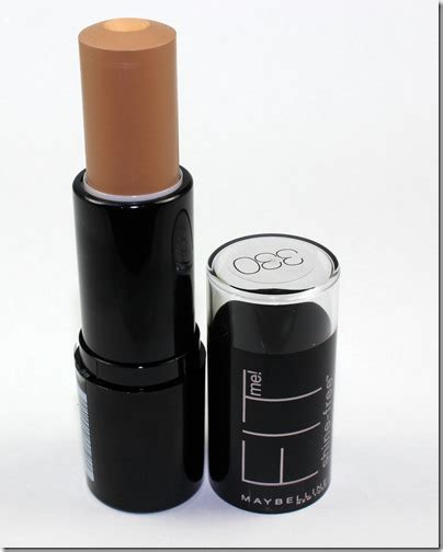 Maybelline Stick Foundation maybelline fit me shine free foundation stick 330 toffee
