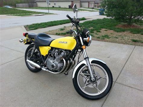 78 Suzuki Gs550 78 Suzuki Gs 550 Gs550