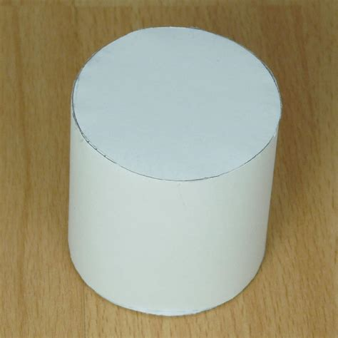 How To Make A 3d Cylinder Out Of Paper - paper cylinder